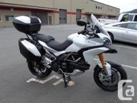 A dream Ducati - four bikes in one. A sport bike,