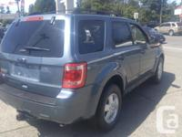 Make Ford Model Escape Year 2012 Colour Blue kms 68808