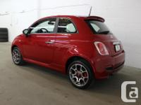 Make Fiat Model 500 Year 2012 Colour red kms 100000