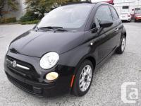 Make Fiat Model 500 Year 2012 Colour Black kms 69037