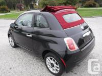 Make Fiat Model 500 Year 2012 Colour Black kms 69037