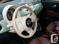 Make Fiat Model 500 Year 2012 Colour green kms 76000