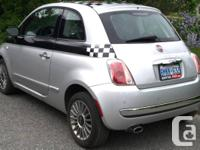 Excellent Condition 2012 Fiat 500 Lounge. - 5year/100K