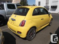 Make Fiat Model 500 Year 2012 Colour YELLOW kms 32000