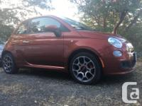Make Fiat Year 2012 Colour Burnt orange Trans Manual