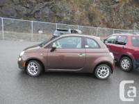 Make Fiat Model 500 Year 2012 Colour brown kms 117000