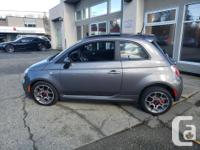 Make FIAT Model 500c Year 2012 Colour grey kms 137000