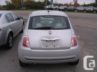 Make FIAT Model 500c Year 2012 Colour GRAY kms 98920