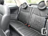 Make Fiat Model 500 Year 2012 Colour Black kms 49929