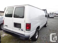 Make Ford Model E250 Year 2012 Colour white kms 127000, used for sale  British Columbia