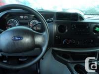 Make Ford Model Econoline E250 Year 2012 Colour White