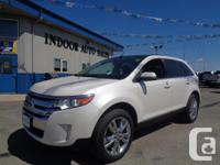 Make Ford Model Edge Year 2012 Colour White kms 134665