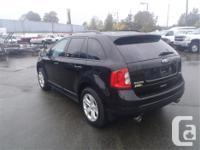 Make Ford Model Edge Year 2012 Colour Black kms 104664