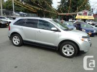 Make Ford Model Edge Year 2012 Colour Silver kms 90000
