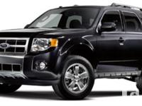 Make Ford Model Escape Year 2012 Colour Black kms