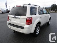 Make Ford Model Escape Year 2012 Colour White Suede