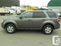 Make Ford Model Escape Year 2012 Colour Gray kms