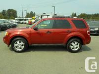 Make Ford Model Escape Year 2012 Colour Red kms 177778
