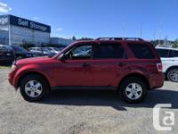 Make Ford Model Escape Year 2012 Colour red kms 82300