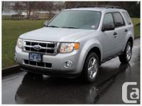 2012 Ford Escape XLT. Financing at $20K at $400 per