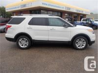 Make Ford Model Explorer Year 2012 Colour White kms