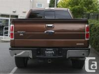 Make Ford Model F-150 Year 2012 Colour Brown kms