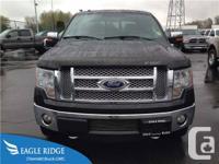 2012 Ford F-150 4WD Ecoboost Auto w/ Leather  Body