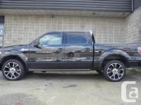 Make Ford Model F-150 Year 2012 Colour Black kms 66760