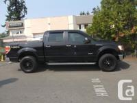 Make Ford Model F-150 Year 2012 Colour BLACK kms