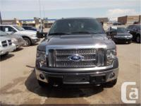 Make Ford Model F-150 Year 2012 Colour Grey kms 154000
