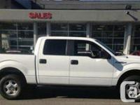Trans Automatic This 2012 Ford F-150 Super Crew is