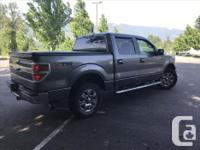 Make Ford Model F-150 SuperCrew Year 2012 Colour