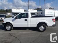 Make Ford Model F-150 Year 2012 Colour White kms 86948