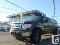 2012 Ford F-150 XLT 4WD-Certified Preowned-0 down- FREE