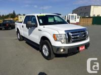 Make Ford Model F-150 SuperCrew Year 2012 Colour White