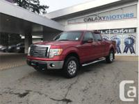 Make Ford Model F-150 Year 2012 Colour Red kms 102484