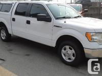 Make Ford Model F-150 Year 2012 Colour White kms 58000