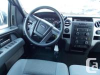 Trans Automatic This 2012 Ford F150 Supercab STX comes, used for sale  British Columbia