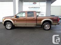 Make Ford Model F-350 Year 2012 Colour Brown kms 92457