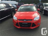 Make Ford Model Focus Year 2012 Colour Red kms 60909