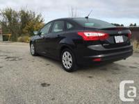 Make Ford Model Focus Year 2012 Colour black kms 41368