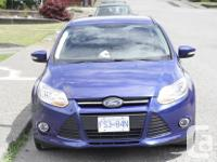 Make Ford Model Focus Year 2012 Colour Blue kms 71000