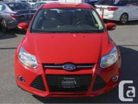 Make Ford Model Focus Year 2012 Colour Red kms 27400