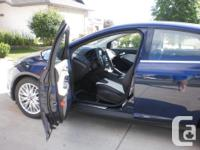 Make Ford Model Focus Year 2012 Colour Dark Blue kms