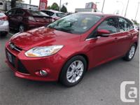 Make Ford Model Focus Year 2012 Colour Red kms 77102