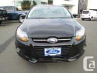 Make Ford Model Focus Colour BLACK Trans Automatic kms