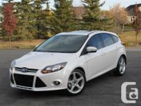 Make Ford Model Focus Year 2012 Colour White kms 11700