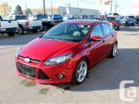 Make Ford Model Focus Year 2012 Colour Red kms 46946