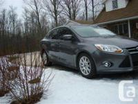 Walkerton, ON 2012 Ford Focus SE The reliable and fuel