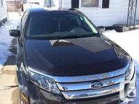 For sale is a really nice 2012 ford fusion.  No